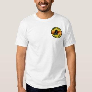 Camiseta del club náutico del golfo de Tonkin Poleras