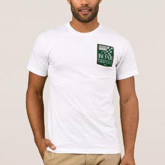 Camiseta del coche de ranura del RUGIDO 2015 HRW