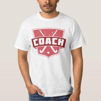 Camiseta del coche del hockey hierba de los playera