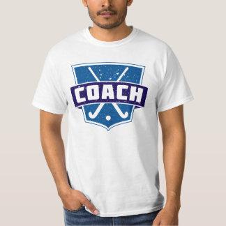 Camiseta del coche del hockey hierba de los playeras