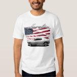 Camiseta del coche del músculo de la jabalina AMX Remera