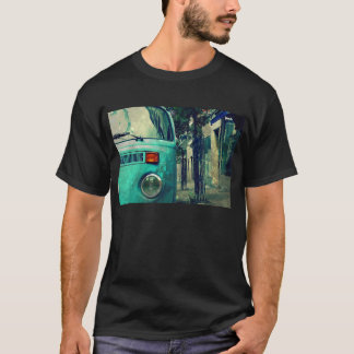 Camiseta del coche del vintage