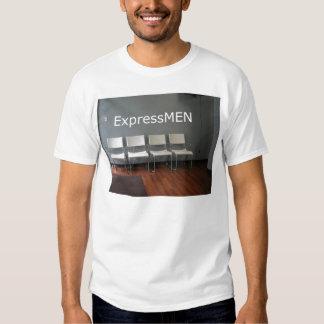 Camiseta del coleccionable de ExpressMEN Playeras