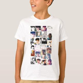 Camiseta del collage de la imagen de la fan #1 camisas