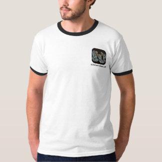 Camiseta del color, logotipo del ACL
