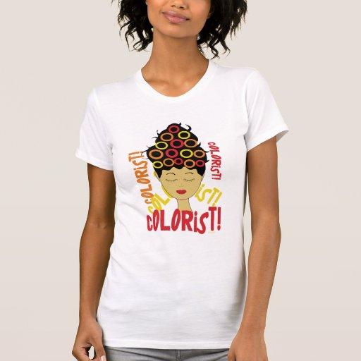 Camiseta del Colorist