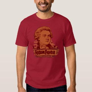 Camiseta del combatiente de la libertad de Thomas Camisas