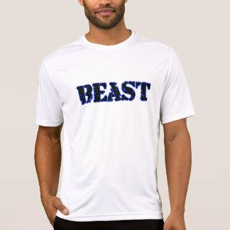 Camiseta del competidor del Deporte-Tek de la best