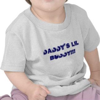 Camiseta del compinche del lil del papá