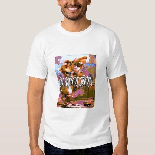 """Camiseta del """"concierto"""" de Napoleon Polera"""