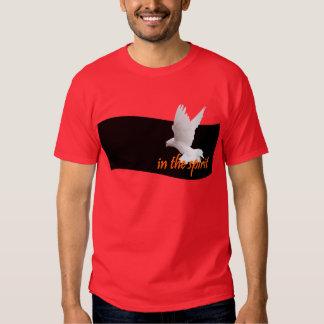 Camiseta del concierto del Espíritu Santo Playera