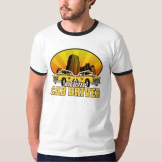 Camiseta del conductor de taxi