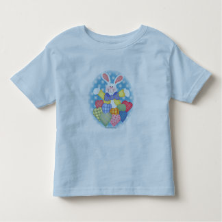 Camiseta del conejito de Childs