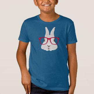 Camiseta del conejito del inconformista playera
