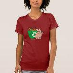 Camiseta del conejito del inconformista (sin texto