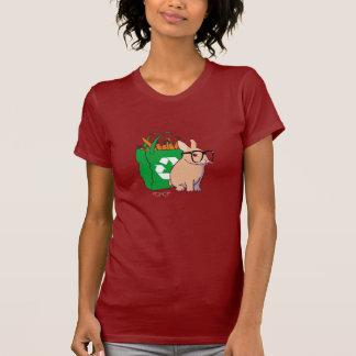 Camiseta del conejito del inconformista sin texto