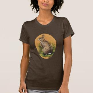 """Camiseta """"del conejo de conejito salvaje"""""""