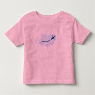 Camiseta del copiloto del papá