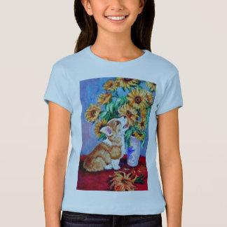 Camiseta del Corgi Galés del Pembroke Camisas