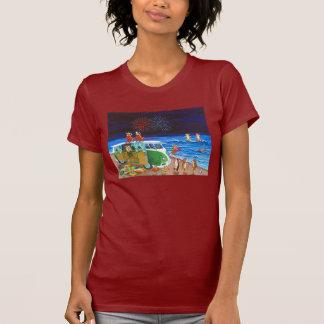 Camiseta del Corgi Galés del Pembroke Playeras