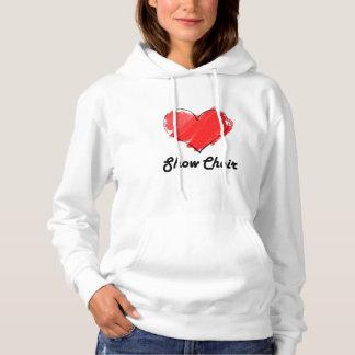 Camiseta del coro de la demostración del amor camisas
