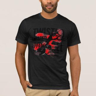 camiseta del cráneo de los ciervos