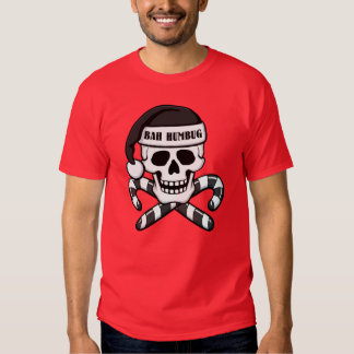 """""""Camiseta del cráneo del embaucamiento de Bah"""" Polera"""