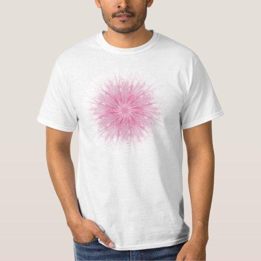 Camiseta del crisantemo playera