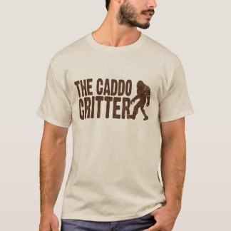 Camiseta del Critter de Caddo