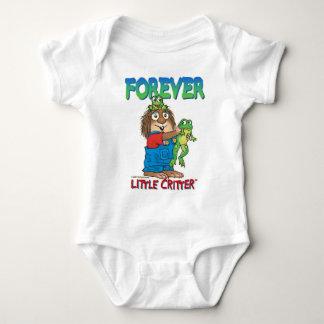 Camiseta del Critter de Mayer del sedero pequeña Playeras