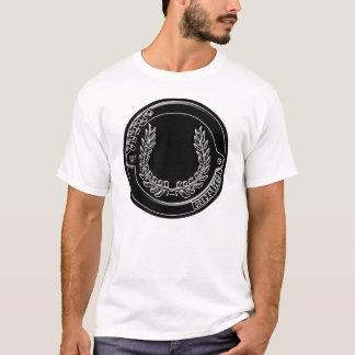 Camiseta del cromo del cártel