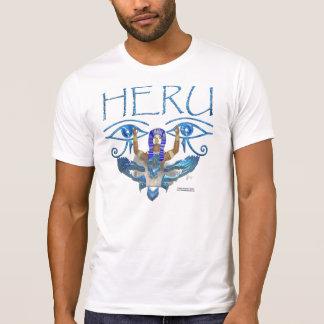 Camiseta del cuello barco de los hombres místicos