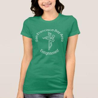 Camiseta del cuello barco de SFBA Enlighted Bella