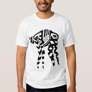 Camiseta del cuerpo poleras
