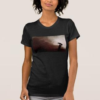 camiseta del cuervo polera