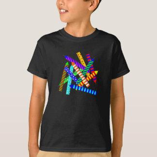Camiseta del cumpleaños de once años