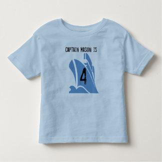 Camiseta del cumpleaños del personalizable del polera