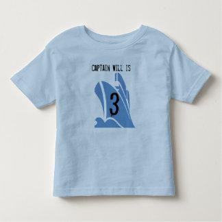 Camiseta del cumpleaños del personalizable del remeras