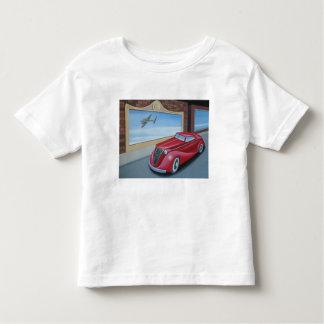 Camiseta del cupé del art déco playera de niño