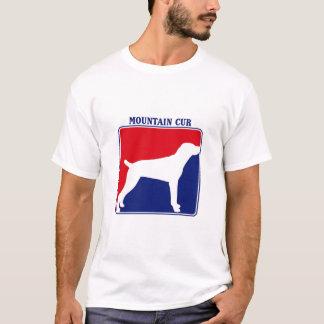 Camiseta del Cur de la montaña de la primera