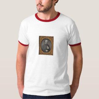 Camiseta del Daguerreotype de Edgar Allan Poe