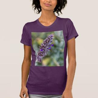 Camiseta del Damselfly de la lavanda