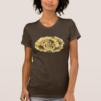 Camiseta del ~ de la bola del azafrán