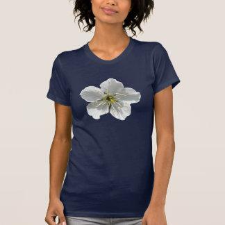 Camiseta del ~ de la flor de cerezo