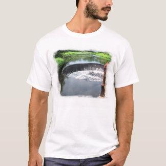 Camiseta del ~ de la presa de la charca de la