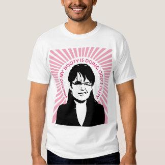 Camiseta del deber de dios remera