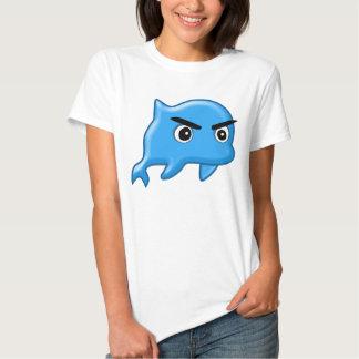 Camiseta del delfín de los SENIORES Polera