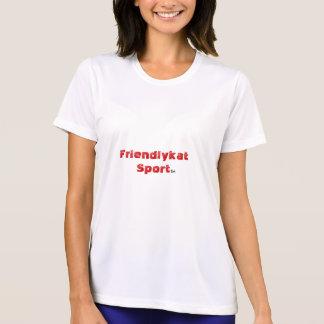 Camiseta del deporte de Friendlykat por S.L