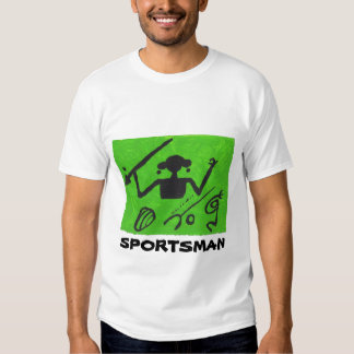 Camiseta del DEPORTISTA Playeras