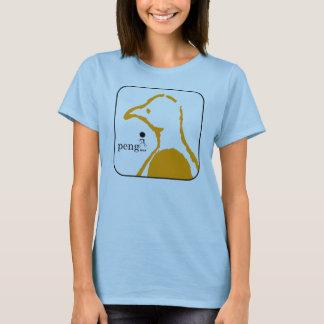Camiseta del desgaste de la mascota de Pengi